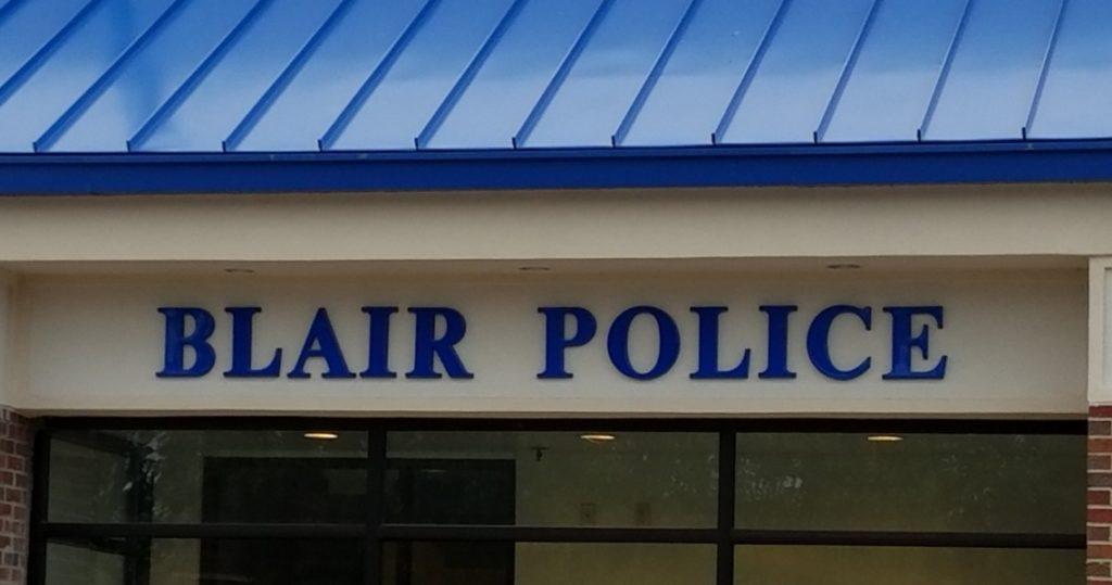 Blair Police Arrest Drunk Driver for Transporting Child