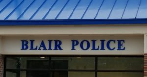 Blair Police Arrest Drunk Driver for Transporting Child