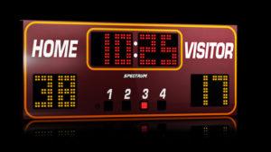 High School Scoreboard - 10/4
