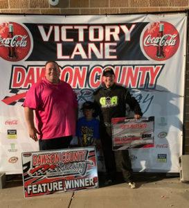 Dawson County Raceway Results - 9/15