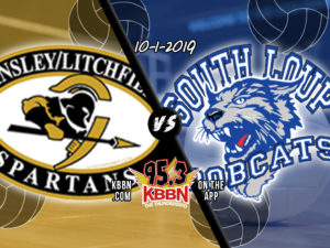 High School Volleyball - South Loup vs Ansley/Litchfield on KBBN