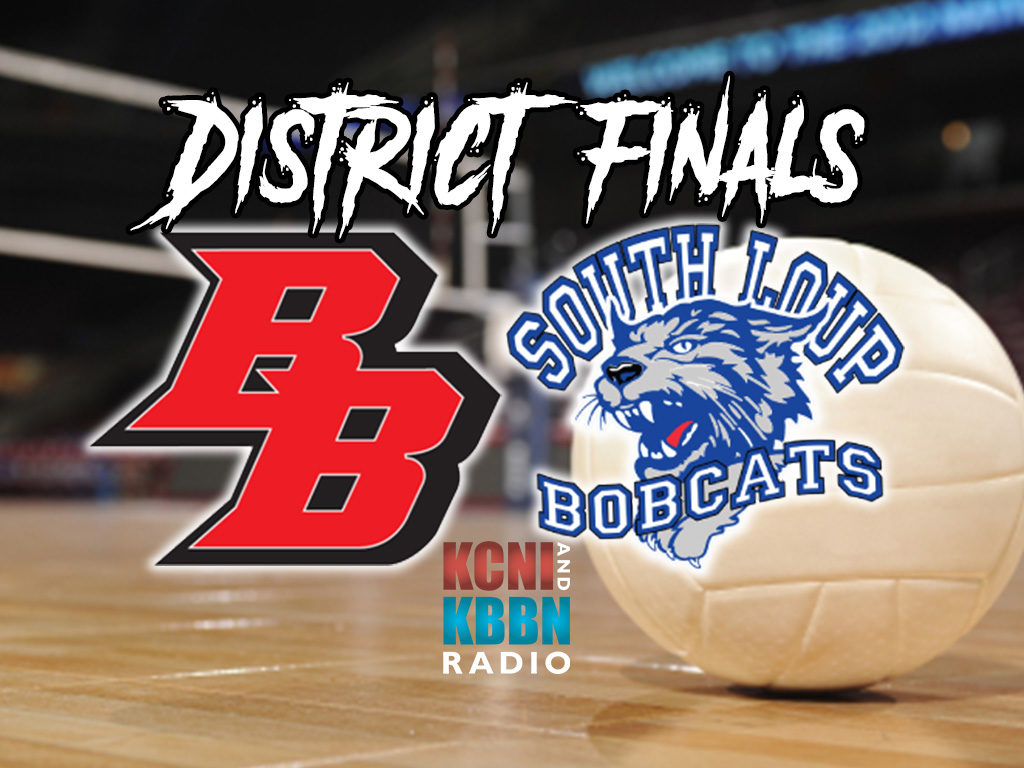 District Volleyball Matchups Announced