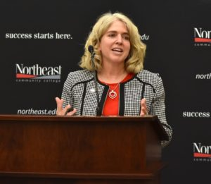 Northeast Community College Names First Female President