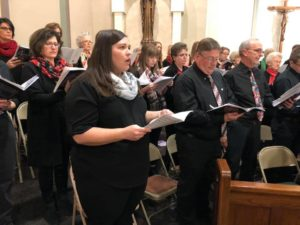 Christmas Cantata Looking for Singers