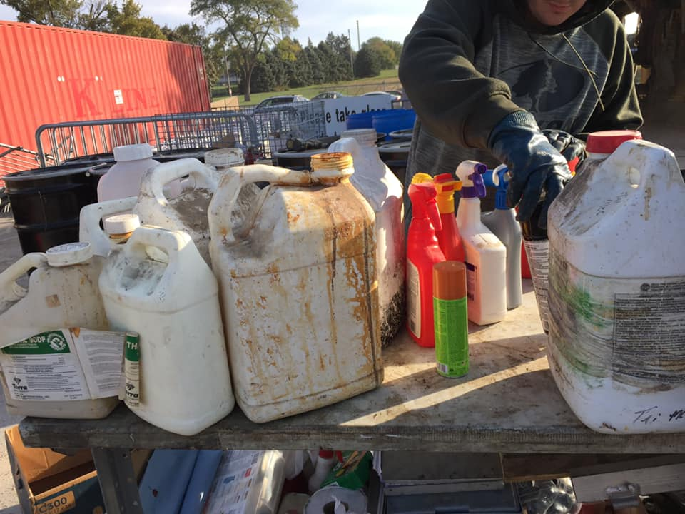 Household Hazardous Waste Collection Event Results