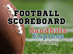 High School Football Scores 10/18