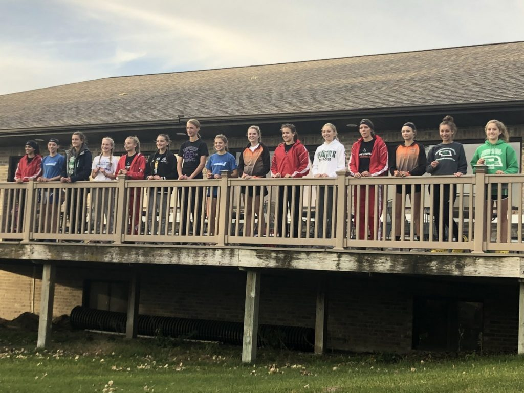 Hasemann Earns Class C All-State Cross Country Honors