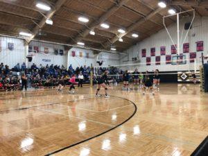 High School Volleyball Scores 10/1