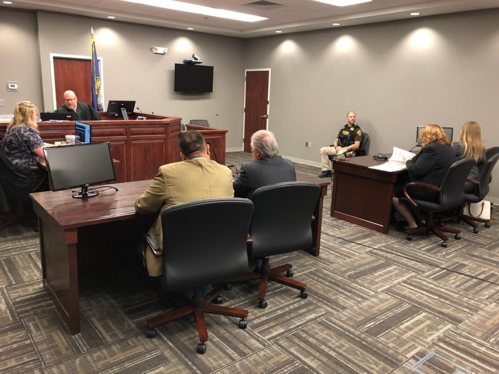 Bowers And Stunkel Make Appearances In Custer County Court