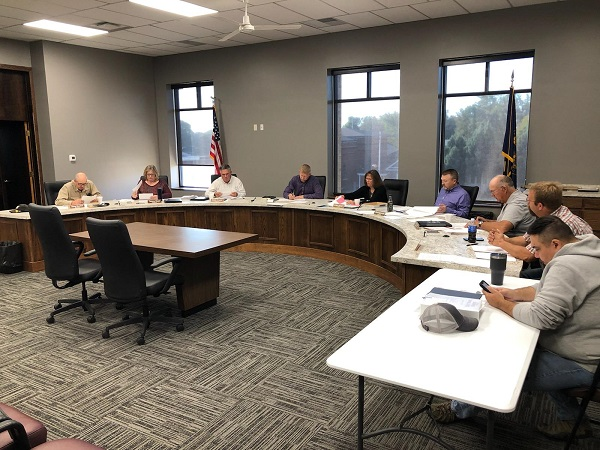 Custer County Supervisors Discuss Opioid Lawsuit And Recycling At Tuesday's Meeting