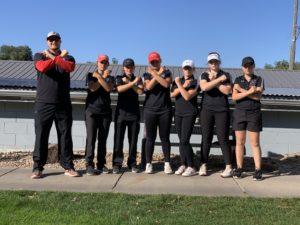 Broken Bow Girls Golf Finish Runner-up at SWC Tournament
