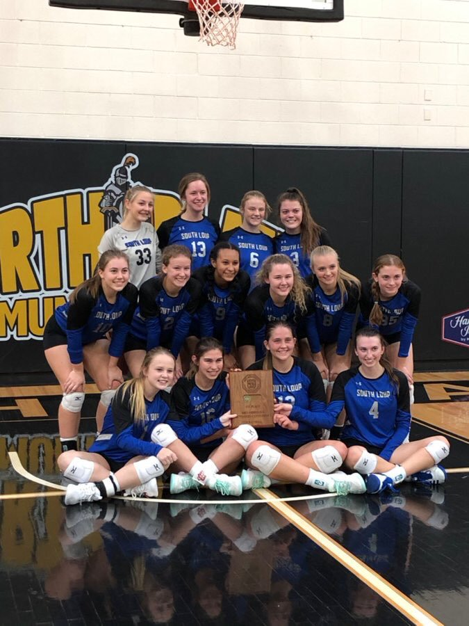 South Loup Wins MNAC Volleyball Title