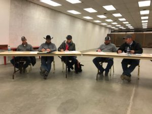 Livestock Auction Funds Discussed at October Ag Society Meeting