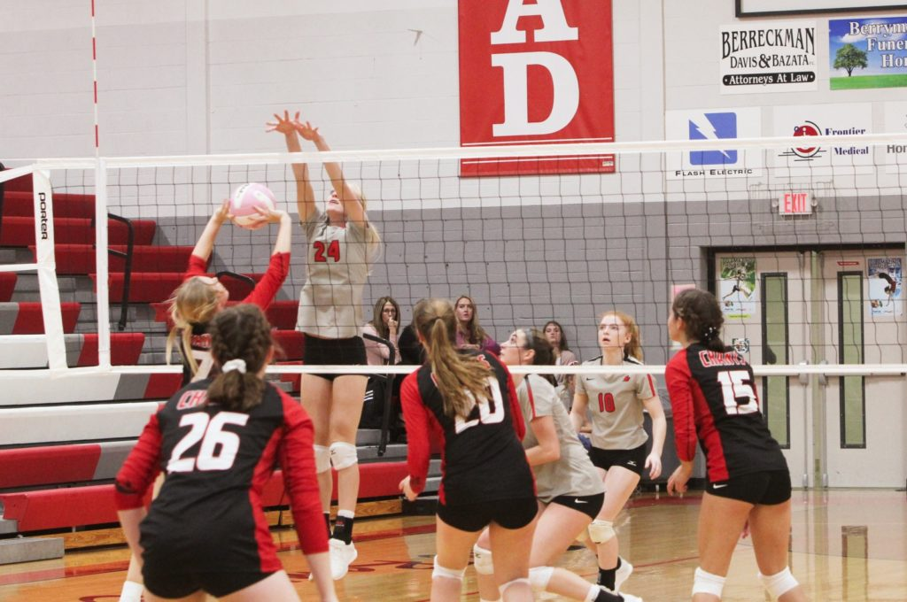 High School Volleyball Scores 10/8 – Broken Bow Wins Two at Cozad Triangular to Improve to 19-2