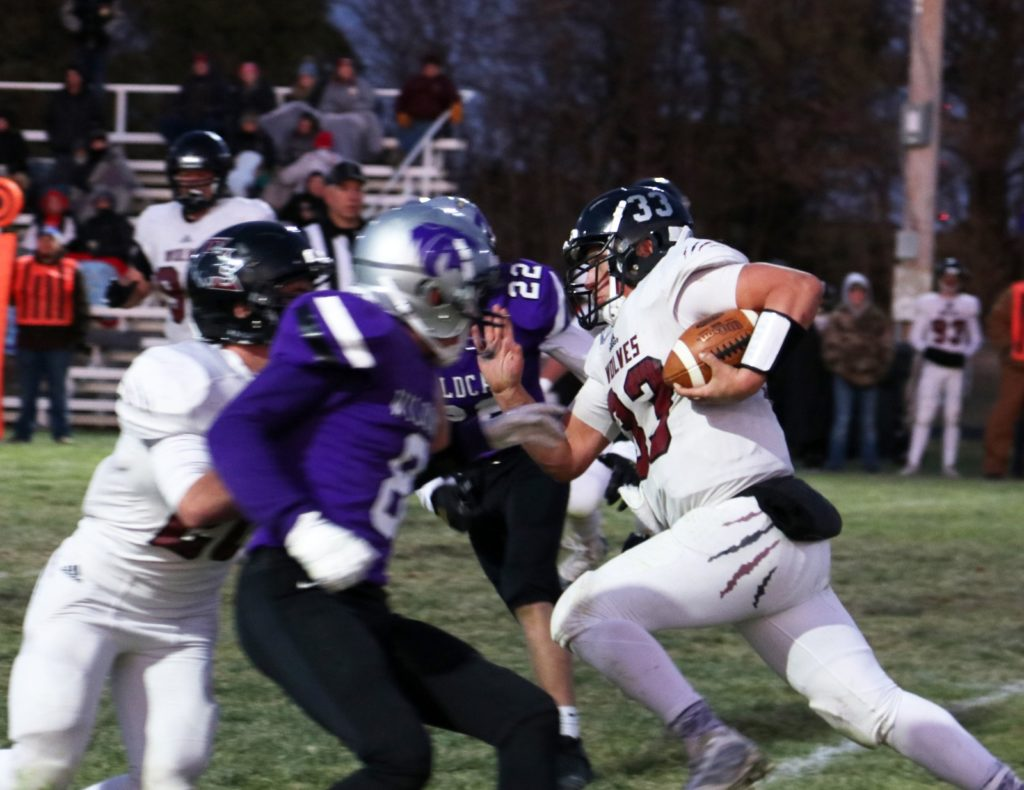 D1, D2 State Football Playoff Results