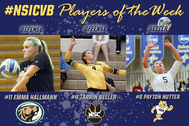 Wildcat Senior Volleyball Standout Earns POW League Honors For Second Time In A Month