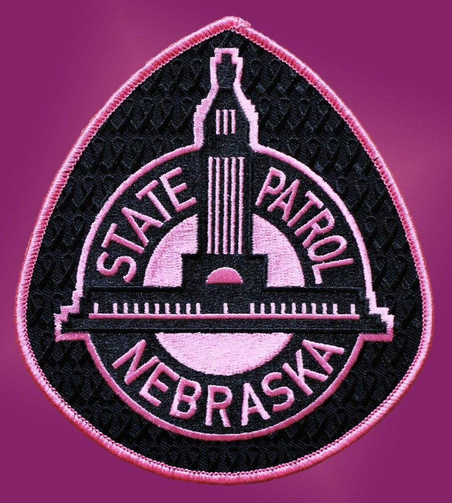 State Patrol Concludes Initial Month Of Gameday Operations, October Brings Pink Uniform Patches