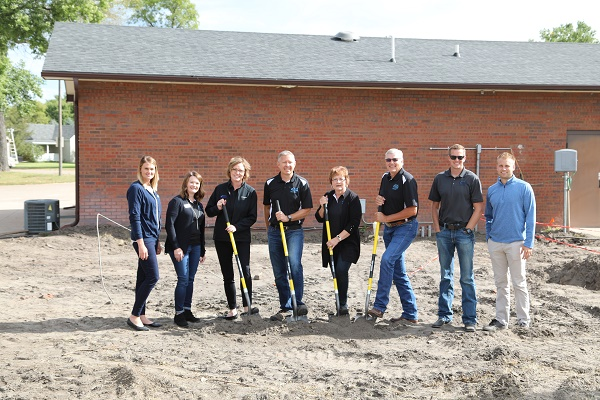 Nebraska State Bank & Trust Co. Breaks Ground on Callaway Branch Expansion