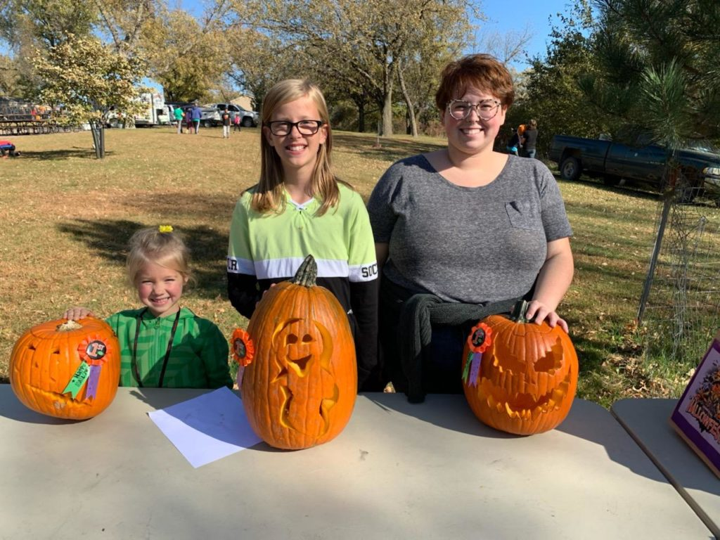 Pumpkin Carving, Cabin Decorating Contest Winners Announced
