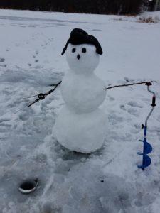 Excitement Builds For Snowman Building Contest In Northeast Nebraska