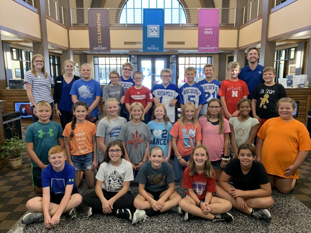 Wayne Elementary Students Given Opportunity To Open A Savings Account In School