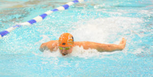 Warriors Contend at Iowa Central Meet