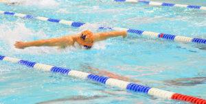 Warrior Swim Opens Season at Home Invite