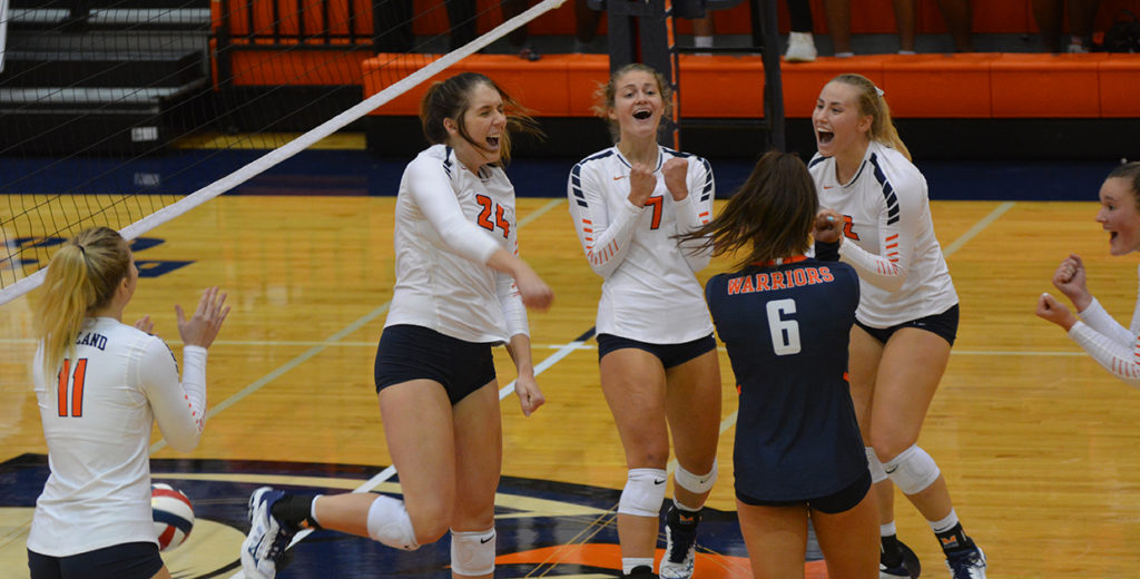 No. 8 Midland Ends Streak with Win at Hastings