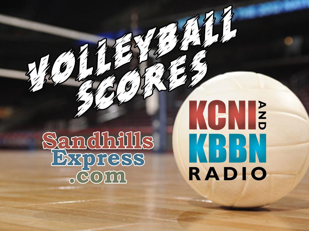 High School Volleyball Scores 10/10