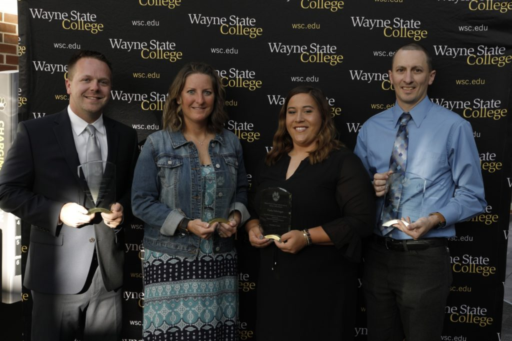 Ley Family, Terry McClain, And Carly Fehringer Amongst Those Honored During WSC Homecoming