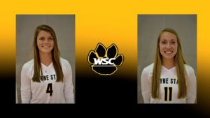 Wildcat Volleyball Makes Quick Work Of Top 10 Opponent