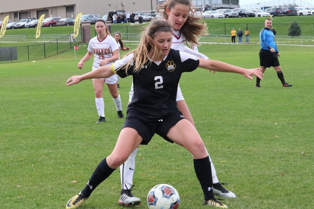 #15 CSP Hands Wayne State Road Loss With Late Second Half Goal