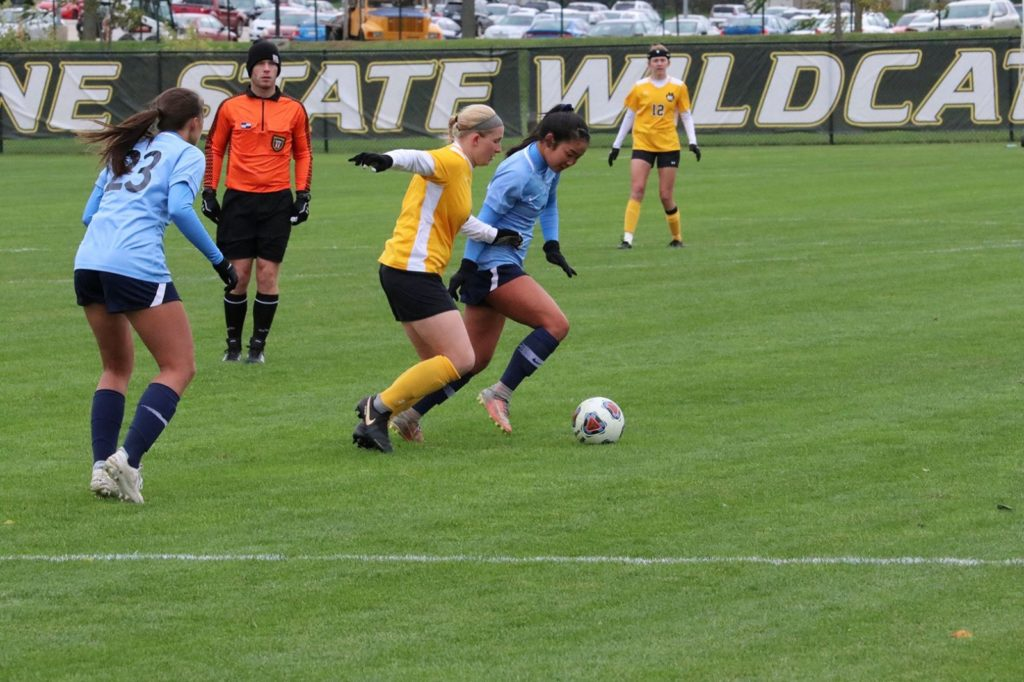 Late Second Half Wildcat Goal Opens Four-Game Homestand With 1-0 Win