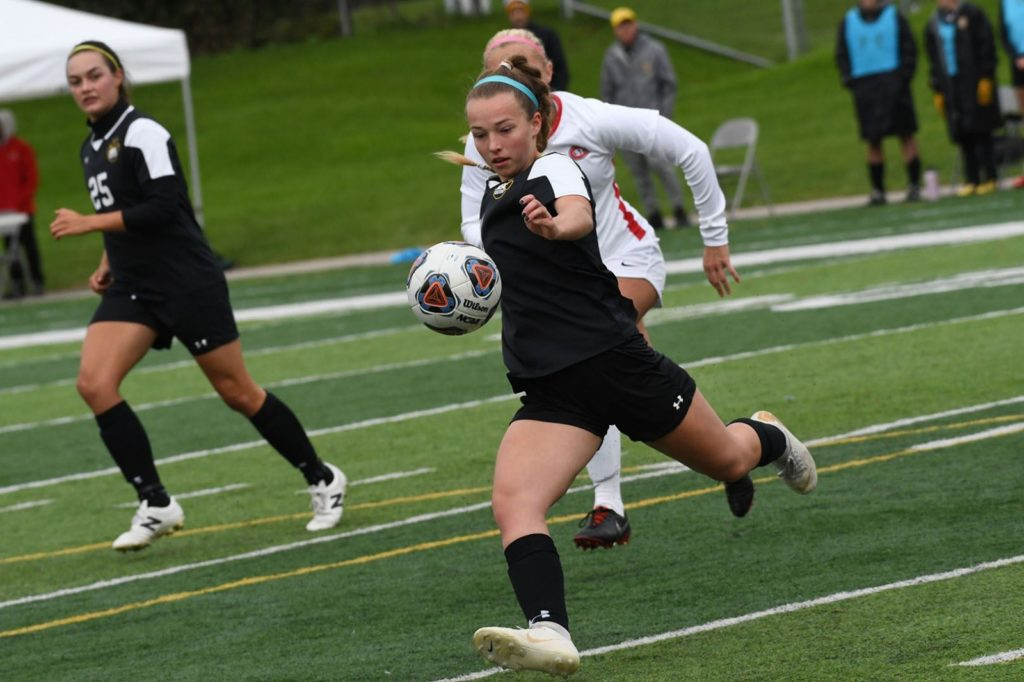 Wildcat Women's Soccer Comes Away With Road Draw