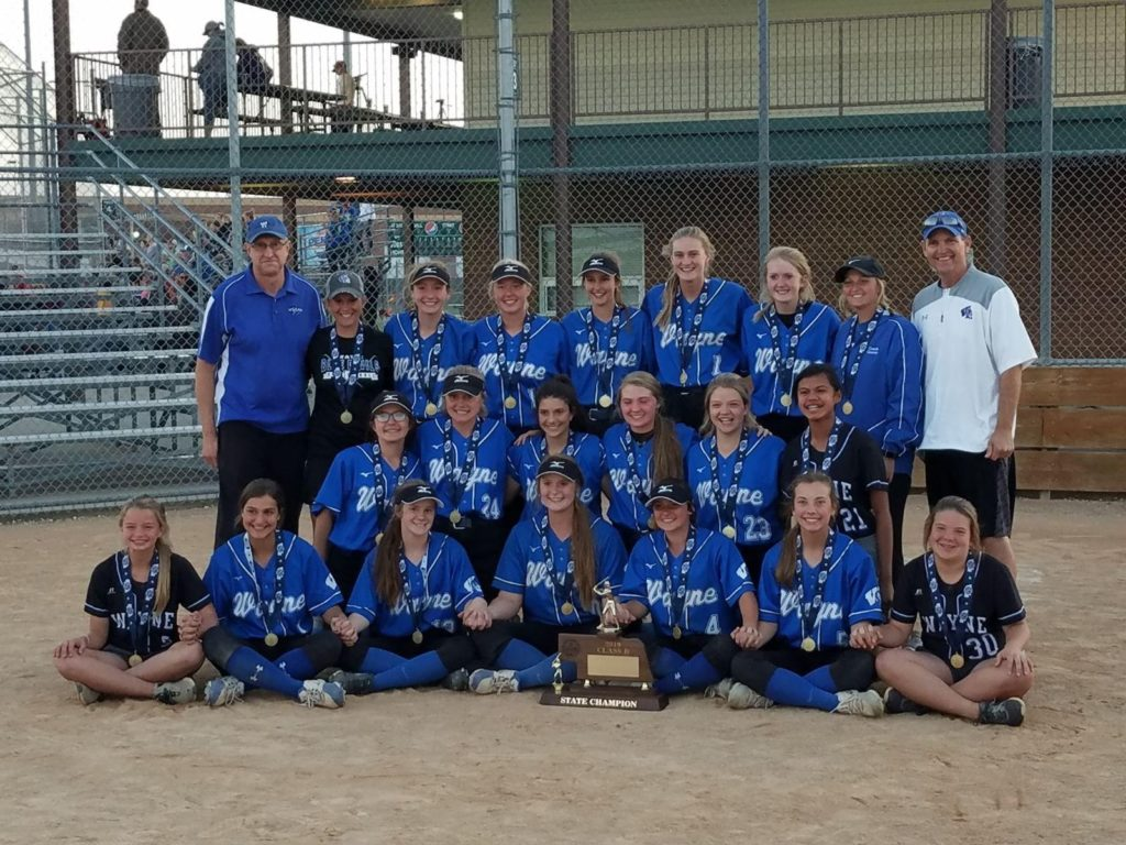 Omaha World Herald & Lincoln Journal Star Recognize Wayne Softball Individuals, Mid State Conference Accolades Announced