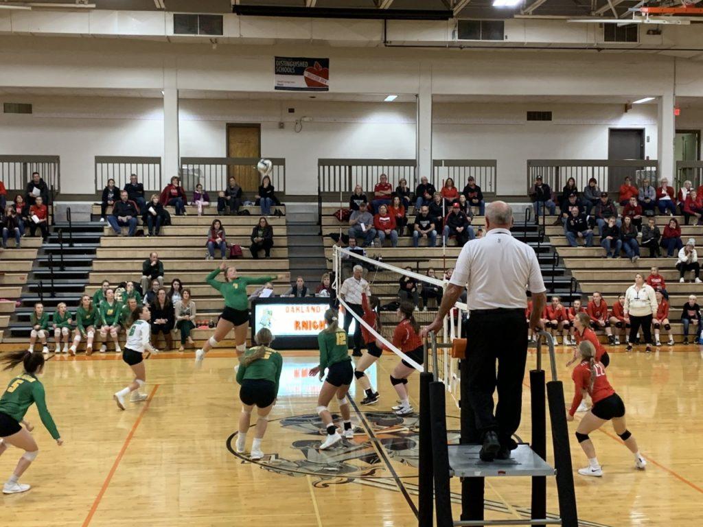 High School Volleyball: Bergan, Wahoo Heading to District Championships