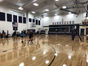 High School Volleyball Scores 10/22