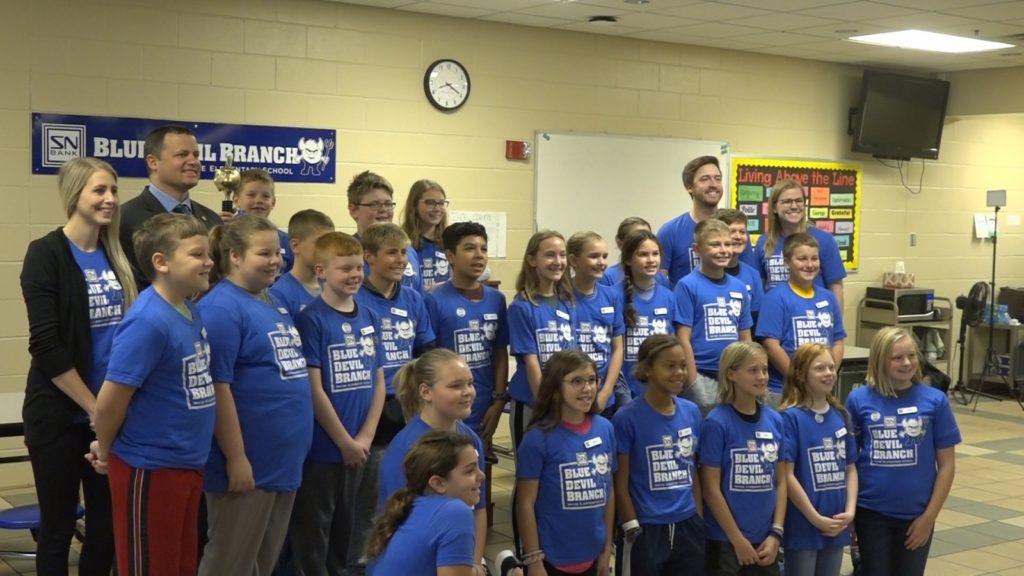 In-School Elementary Savings Program Starts In Wayne, 30th Across The State