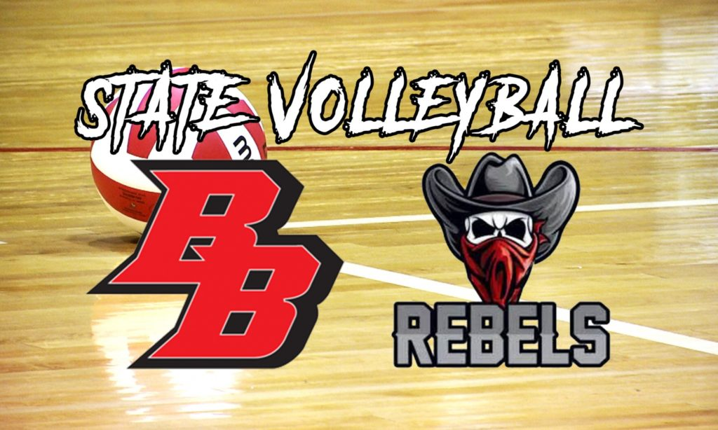 State Volleyball Tournament – Broken Bow Advances to Semifinals