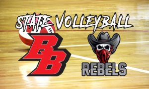 State Volleyball Tournament - Broken Bow Advances to Semifinals