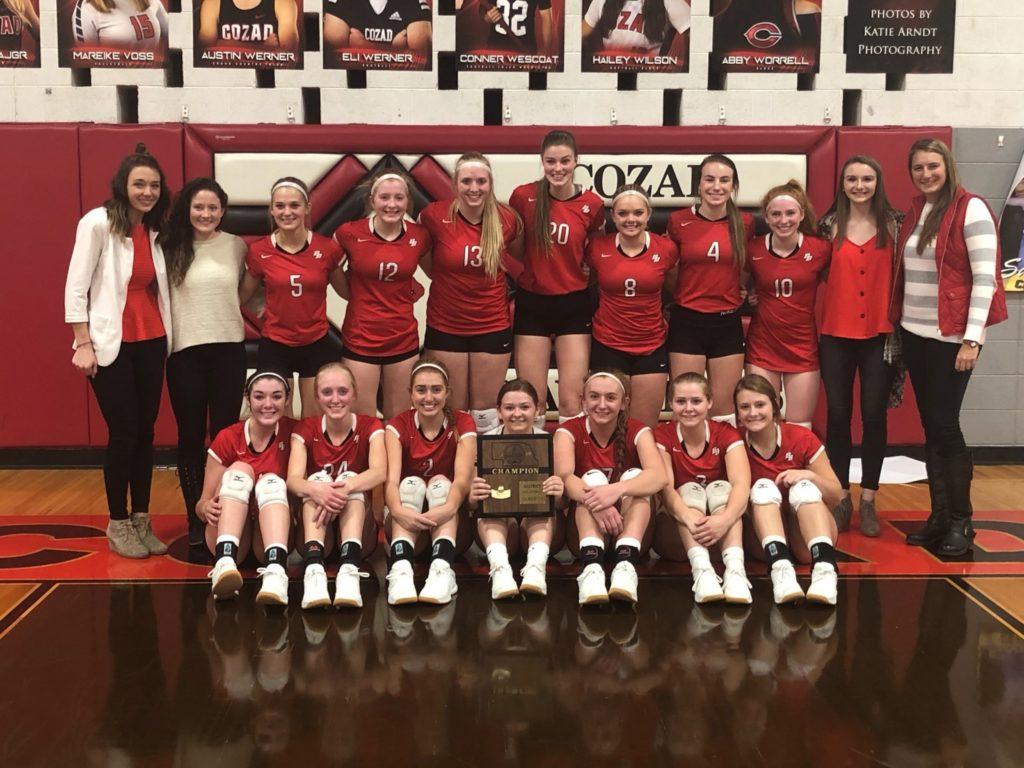 Broken Bow and Arcadia/Loup City Advance to State Volleyball Tournament