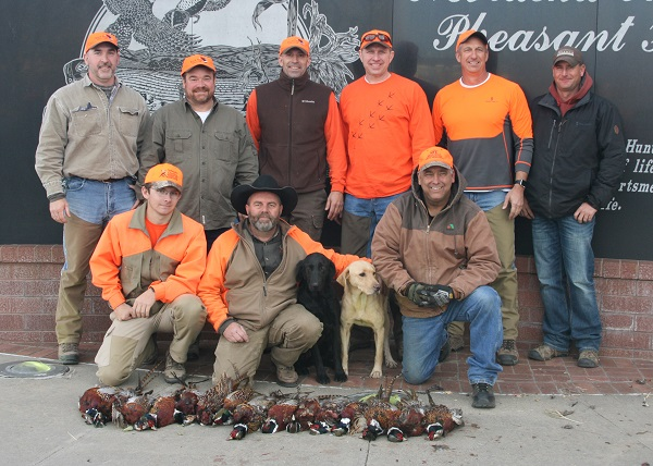 59th Annual Nebraska One-Box Pheasant Hunt Wraps Up Another Successful Event