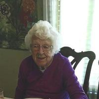 Funeral Services for Ruth Blauvelt, age 107