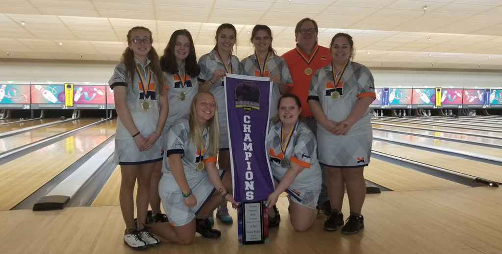 Lady Warriors Win Leatherneck Classic; Men Finish 13th