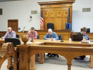 Commissioners Hear Updates From NextEra Energy, Courthouse Renovation Project