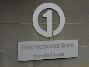 First National Bank Service Center Invites Community Members To Attend Chamber Coffee Event