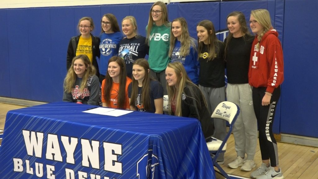 Klausen Signs With Midland Women's Basketball
