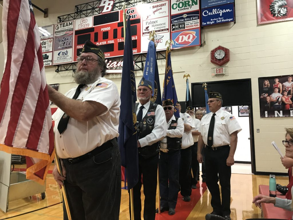 Area Schools Honor Veterans this November