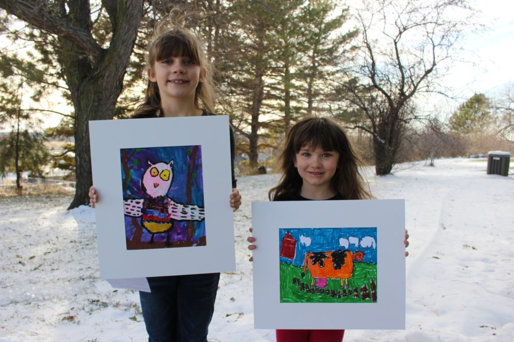 Elementary Artists Recognized for Exemplary Work