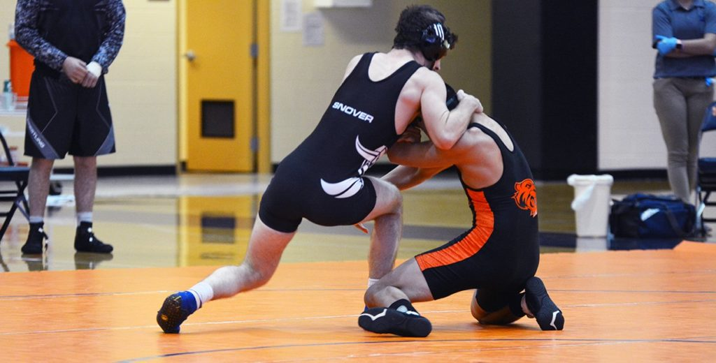 Warriors Drop Conference Dual to Doane
